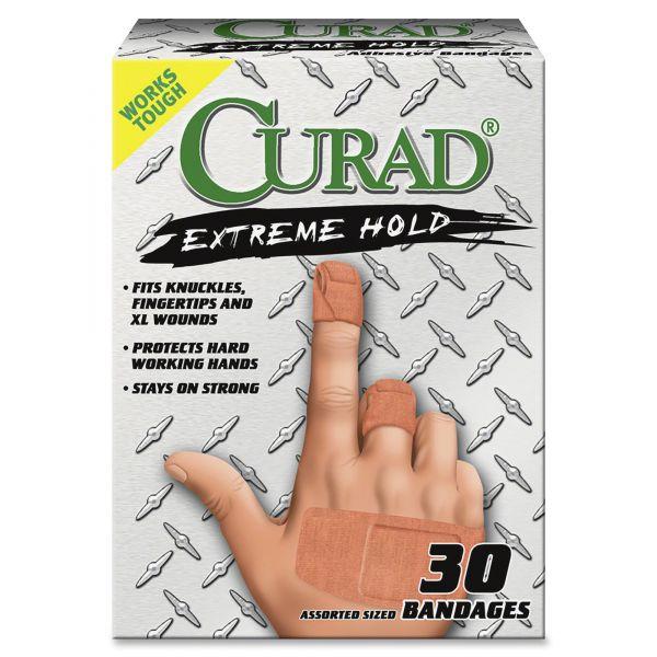 Curad Extreme Hold Bandages