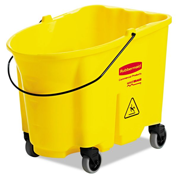 Rubbermaid Commercial WaveBrake Bucket