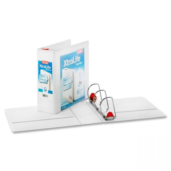 "Cardinal XtraLife 4"" 3-Ring View Binder"