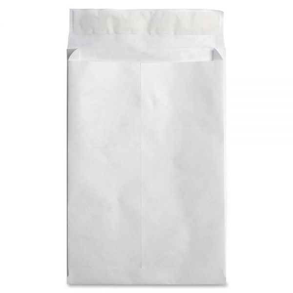 "Business Source 12"" x 16"" Tyvek Envelopes"