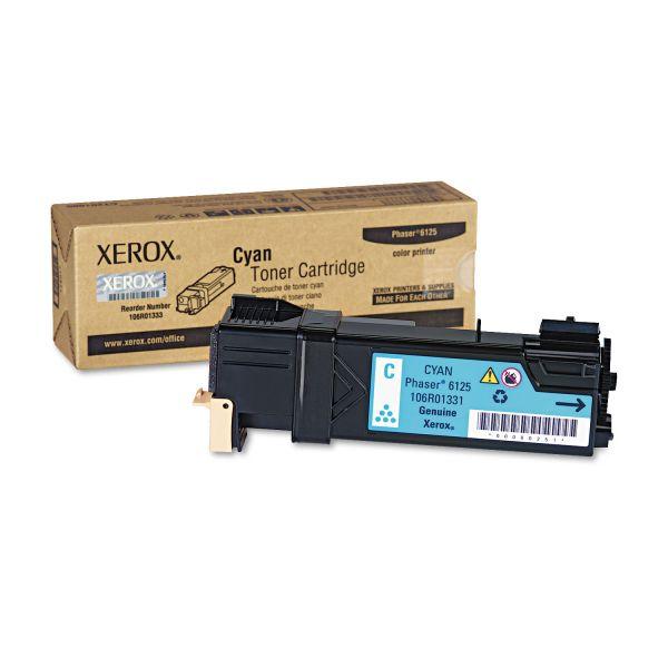 Xerox 106R01331 Cyan Toner Cartridge