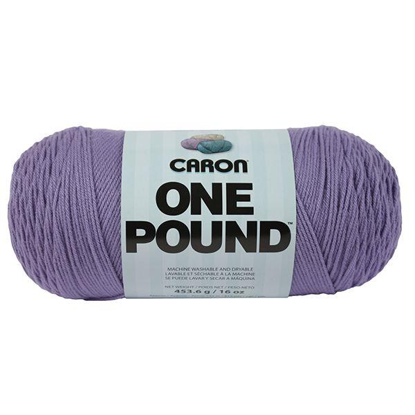Caron One Pound Yarn - Lavender Blue