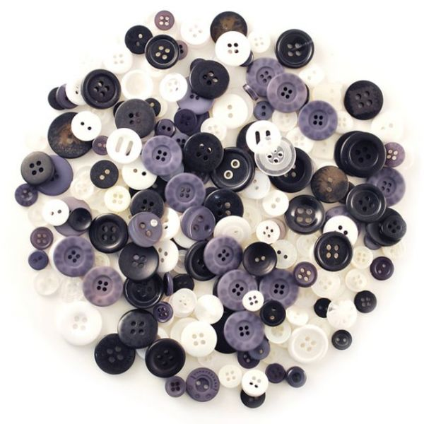 Fashion Buttons 85g