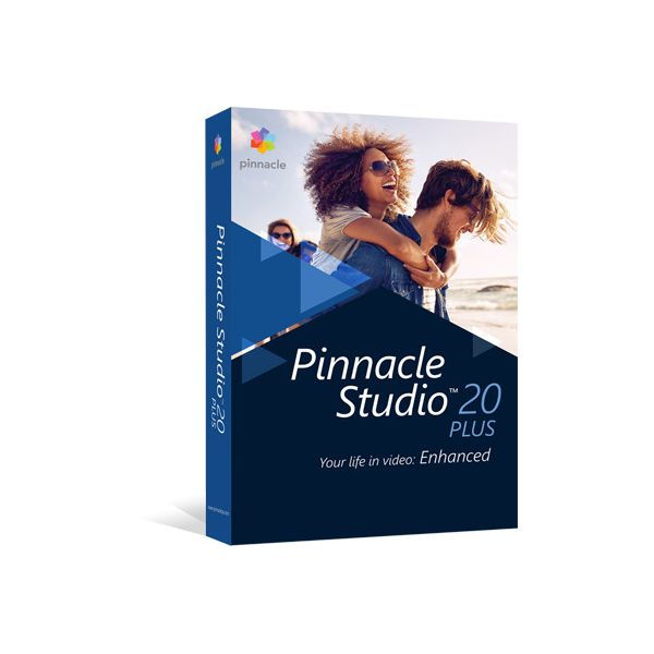 Pinnacle Studio v.20.0 Plus - Box Pack