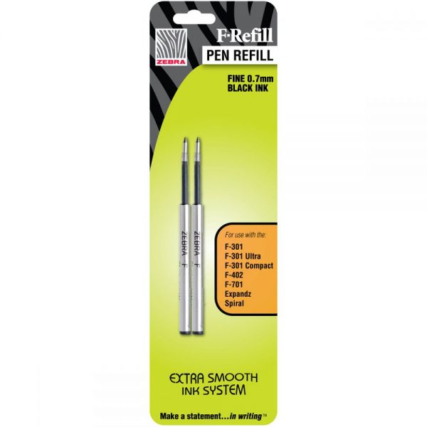 F-301 Ink Refills 2/Pkg
