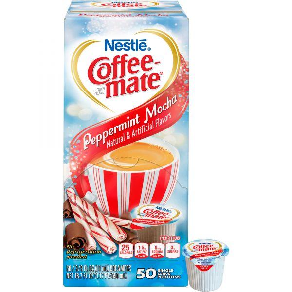 Coffee-Mate Peppermint Mocha Coffee Creamer Cups