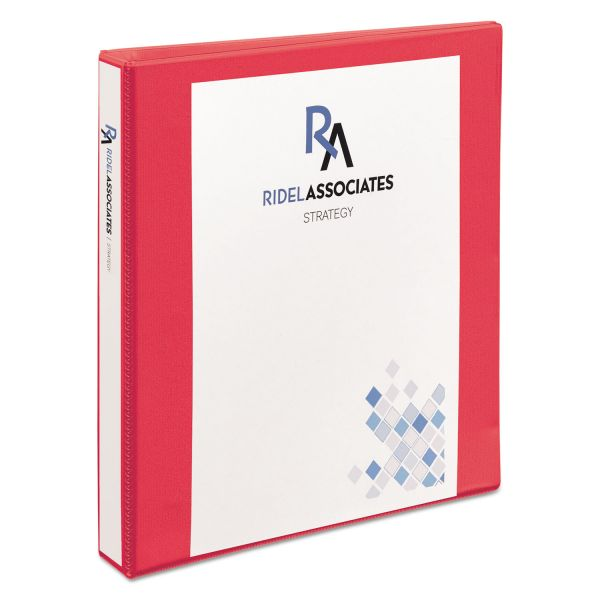 """Avery Durable 1"""" 3-Ring View Binder"""