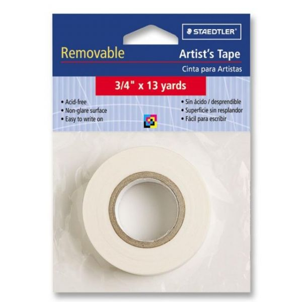 Staedtler Removable Nonglare Artist's Tape