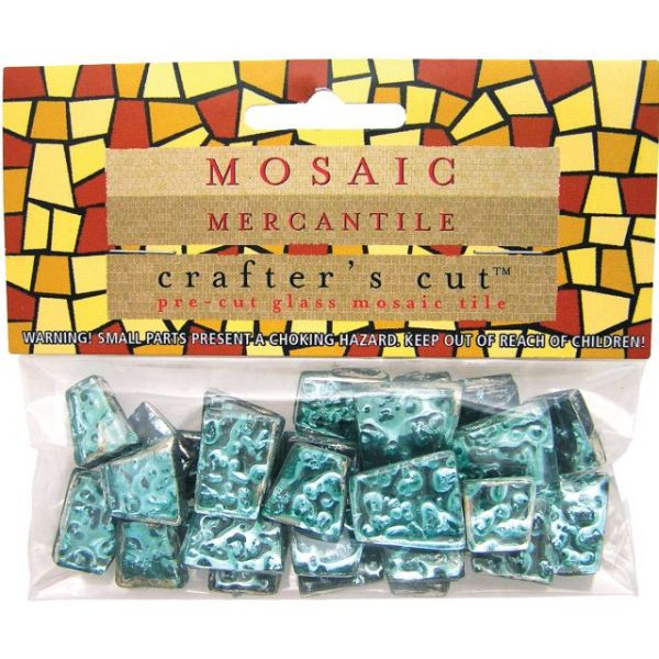 Crafter's Cut Mosaic Tiles 1/6lb