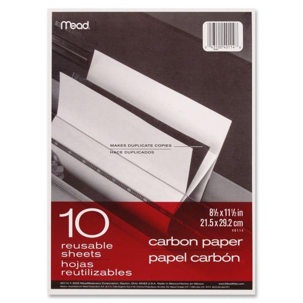 Mead Reusable Carbon Paper