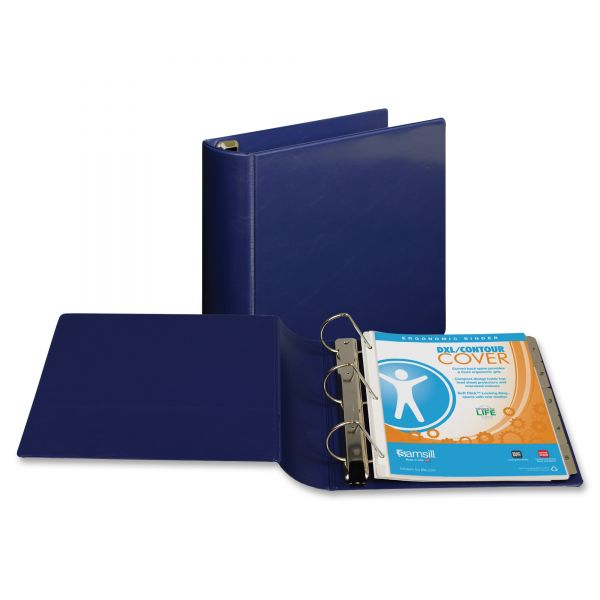 "Samsill Top Performance DXL 3"" 3-Ring Binder"