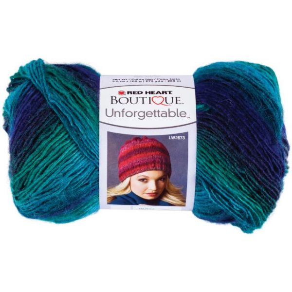 Red Heart Boutique Unforgettable Yarn - Dragonfly