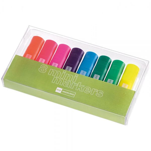 Candy Colors Mini Marker Set