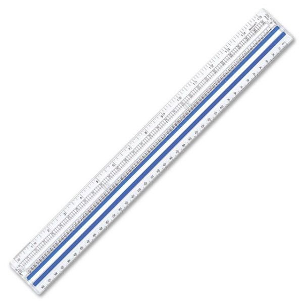 Westcott Magnifying Computer Printout Rulers