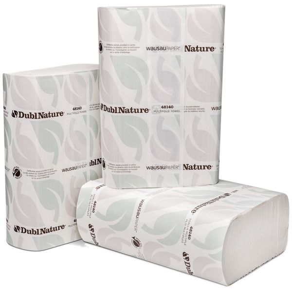 Dubl-Nature Multifold Paper Towels