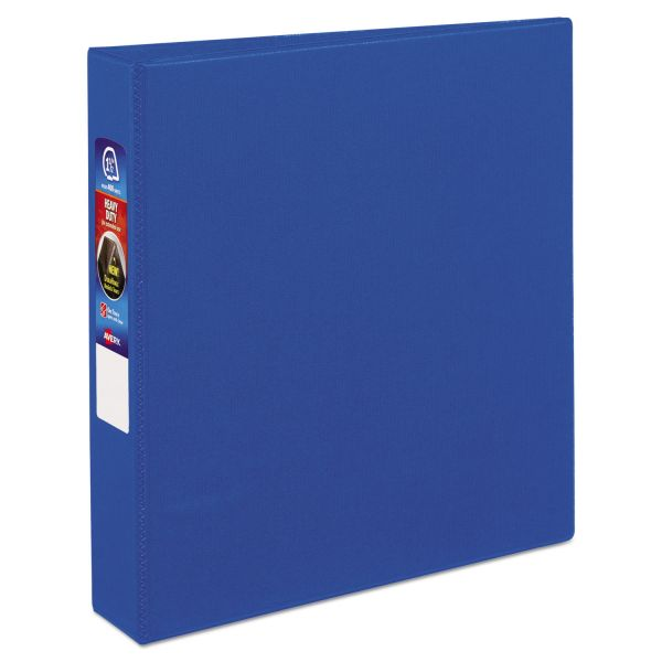 """Avery Heavy-Duty Reference 1 1/2"""" 3-Ring Binder"""