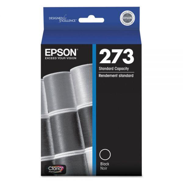 Epson 273 Claria Black Ink Cartridge (T273020)