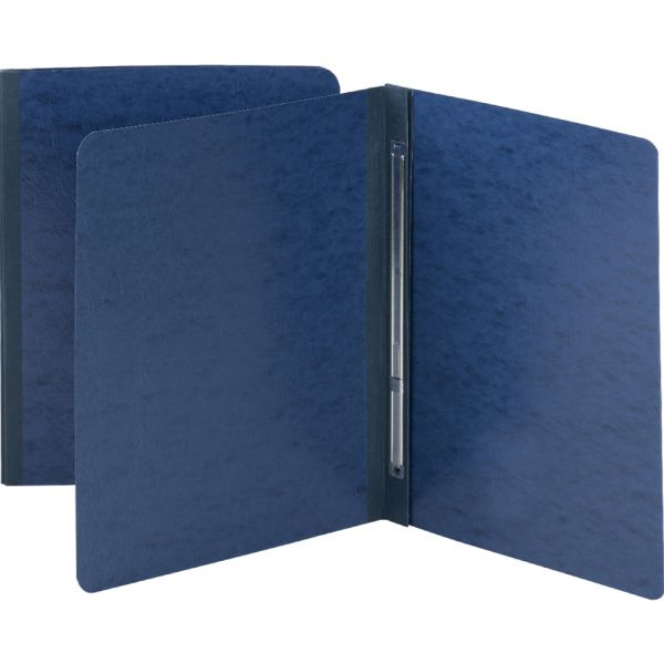 Smead Dark Blue Pressboard Report Cover