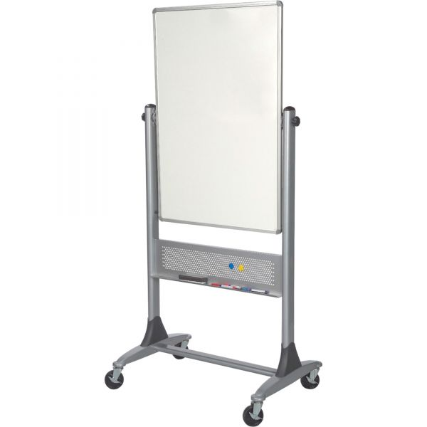 Balt Platinum Mobile Double-Sided Dry Erase Easel