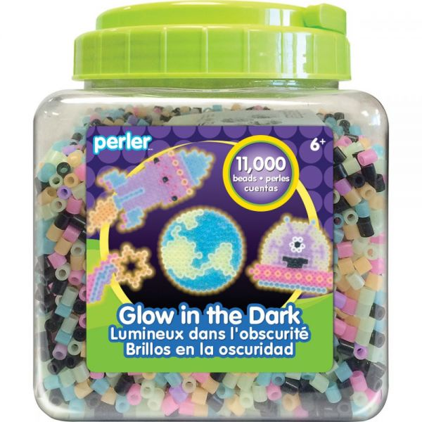 Perler Fused Beads 11,000/Pkg
