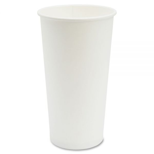Genuine Joe Disposable 20 oz Coffee Cups