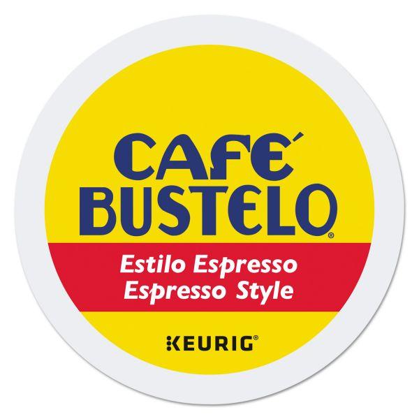 Café Bustelo Espresso Style Coffee K-Cups