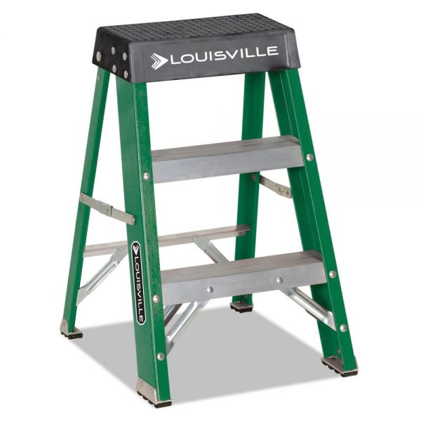 Davidson 2-Step Folding & Locking Step Ladder