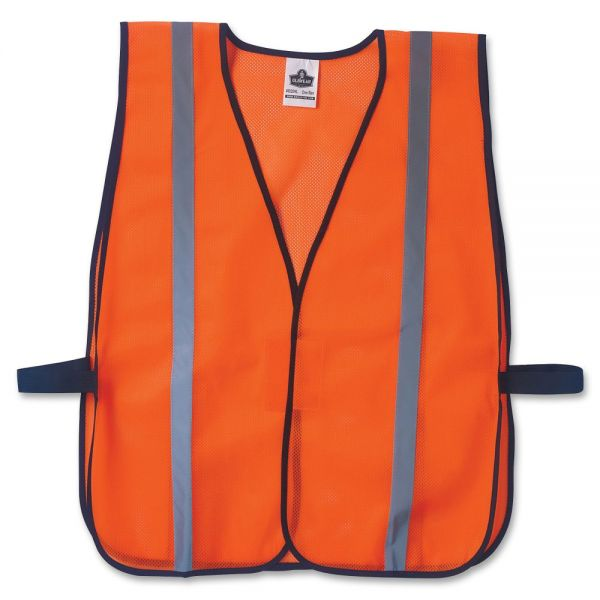 GloWear Ergodyne GloWear Orange Standard Vest