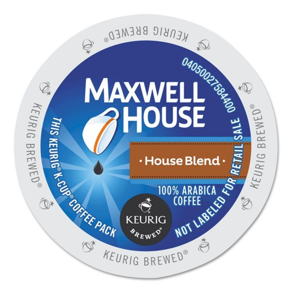 Maxwell House House Blend Coffee K-Cups