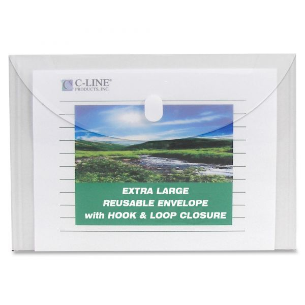 C-Line Super Heavyweight Reusable Poly Envelopes