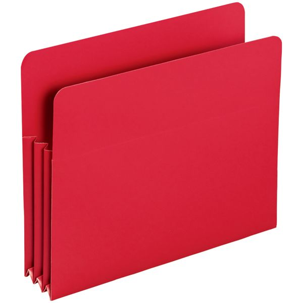 Smead TUFF Pocket Poly Expanding File Pockets