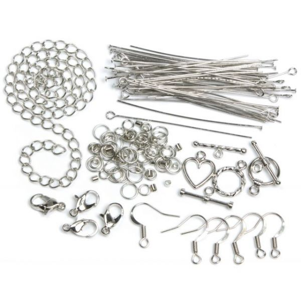 Jewelry Basics Metal Findings 134/Pkg