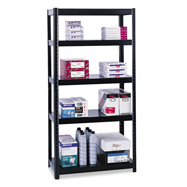 Safco Boltless Steel Shelving Unit