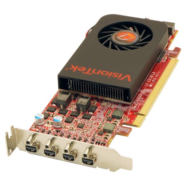 Visiontek Radeon HD 7750 Graphic Card - 800 MHz Core - 2 GB GDDR5 SDRAM - PCI Express 3.0 x16 - Single Slot Space Required