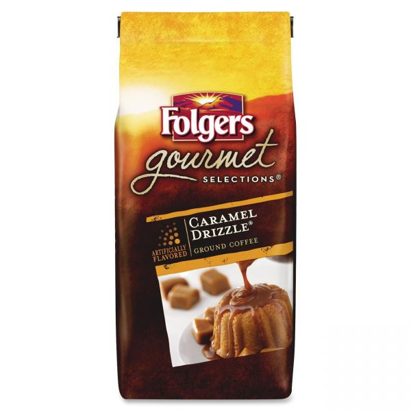 Folgers Gourmet Ground Coffee (5/8 lb)