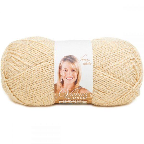 Lion Brand Vanna's Glamour Yarn