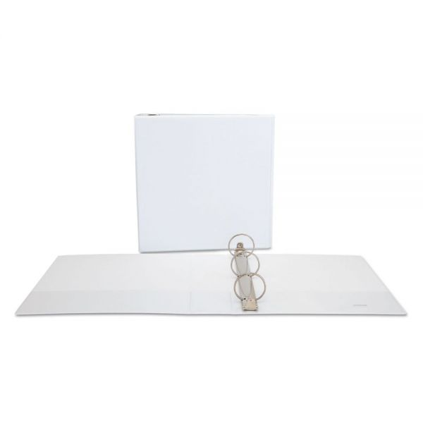 "Universal Economy Vinyl 2"" 3-Ring View Binder"
