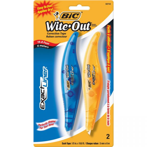 Wite-Out Exact Liner Correction Tape