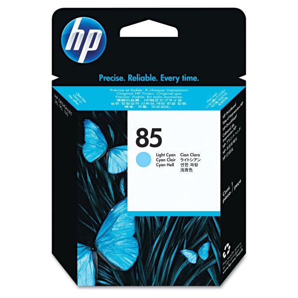 HP 85, (C9423A) Light Cyan Printhead