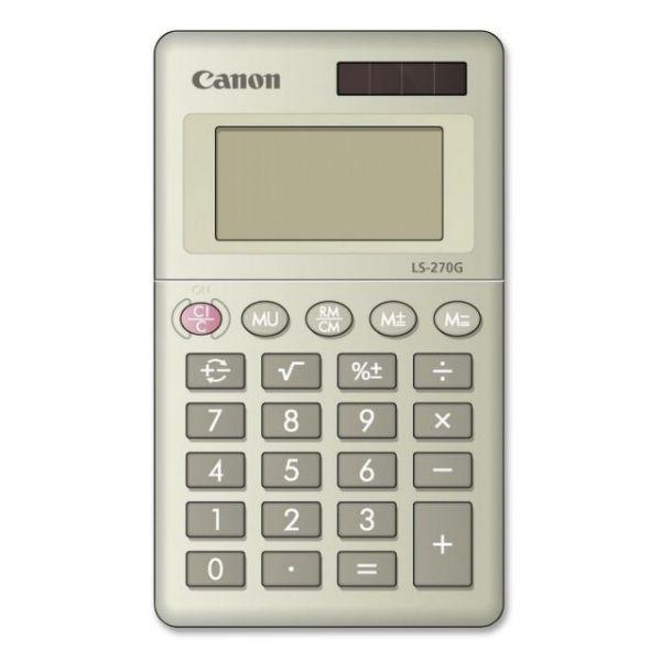 Canon LS-270G Handheld Calculator