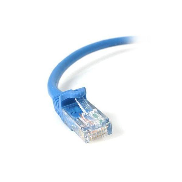 StarTech.com 15 ft Blue Snagless Cat6 UTP Patch Cable