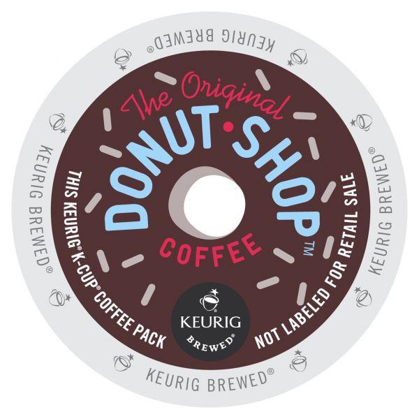 The Original Donut Shop Donut Shop Coffee K-Cups, 96/Carton