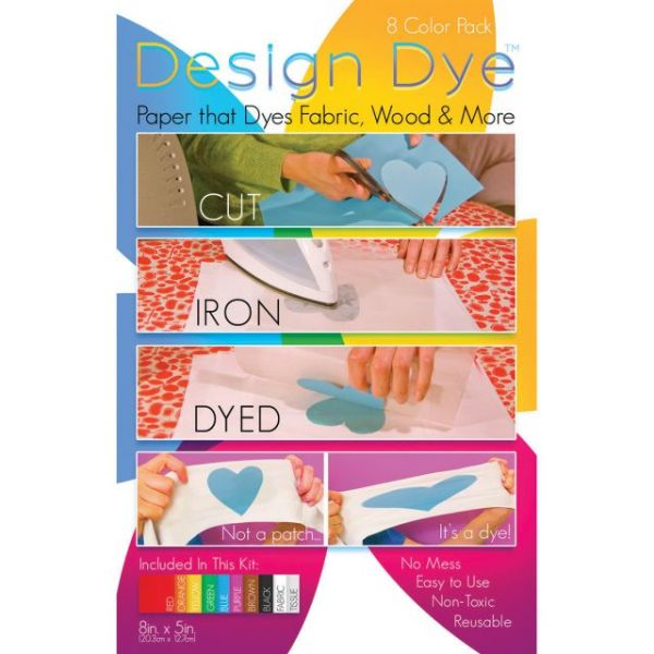 Design Dye 8 Color Pack