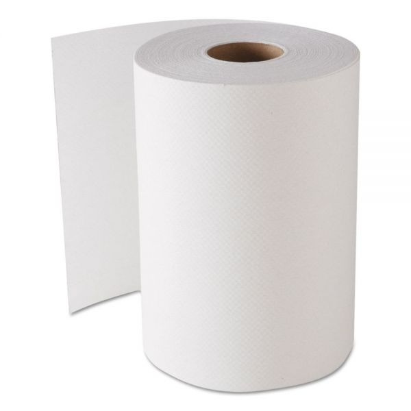 Wausau Paper EcoSoft Universal Hardwound Paper Towel Rolls