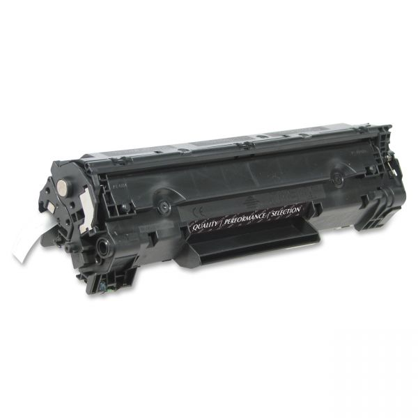 Triumph 751000NSH0963 Remanufactured CB436A (36A) Toner, Black
