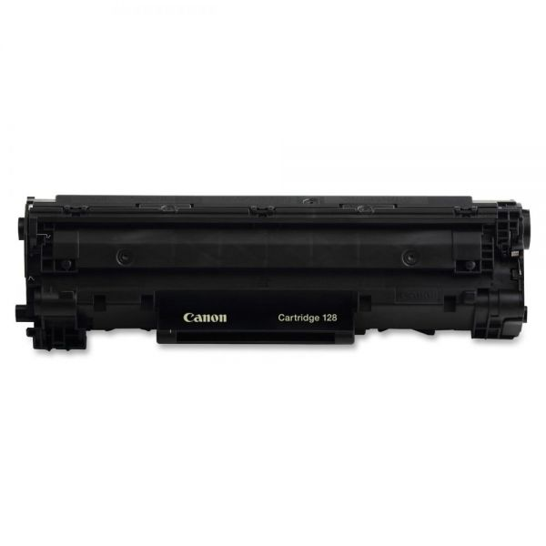 Canon 128 Black Toner Cartridge (CARTRIDGE128)