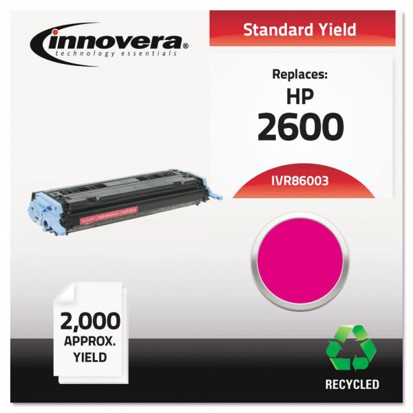 Innovera Remanufactured HP 2600 Toner Cartridge