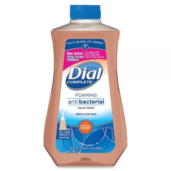 Dial Complete Original Foam Hand Wash Refills
