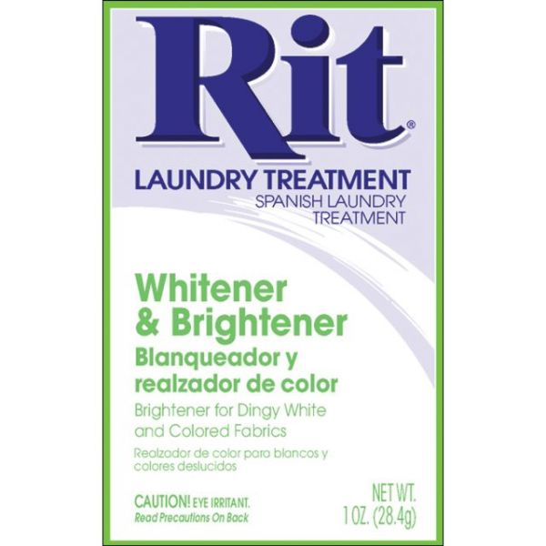 Rit Whitener & Brightener Laundry Treatment