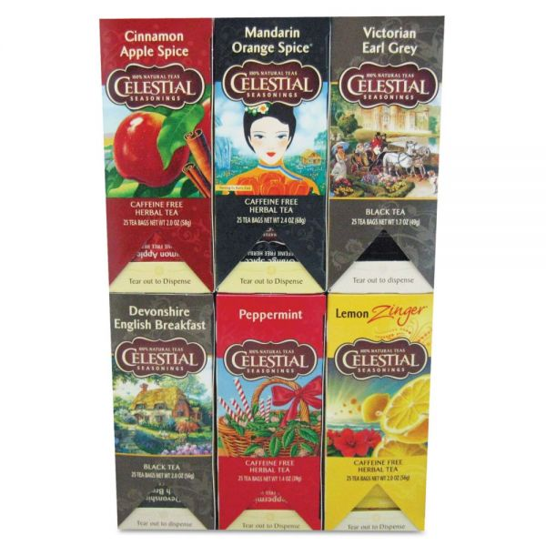 Celestial Seasonings Assorted Tea